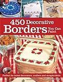 450 Decorative Borders You Can Paint, Jodie Bushman, 1581806914