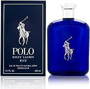 Polo Blue Ralph Lauren - Perfume Masculino - Eau de Toilette - 200ml, Ralph Lauren