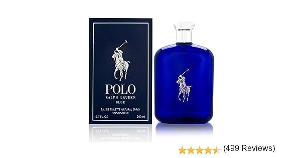 Ralph Lauren Polo Blue Eau de Toilette Vaporizador 200 ml: Amazon.es