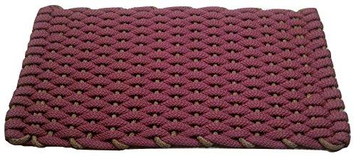 Rockport Rope Doormats 2030336 Indoor and Outdoor Doormats, 20 x 30
