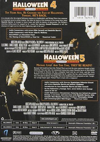 Buy halloween dvd set complete