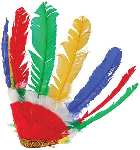 U.S. Toy Deluxe American Indian Headdress