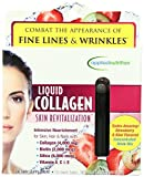 Applied Nutrition Liquid Collagen Skin Revitalization, 10 Count 3.35 Fl Oz (5 Pack)