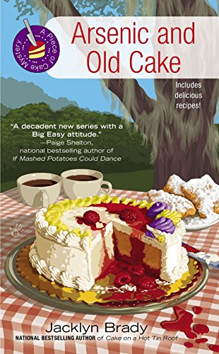 Arsenic and Old Cake (A Piece of Cake Mystery)