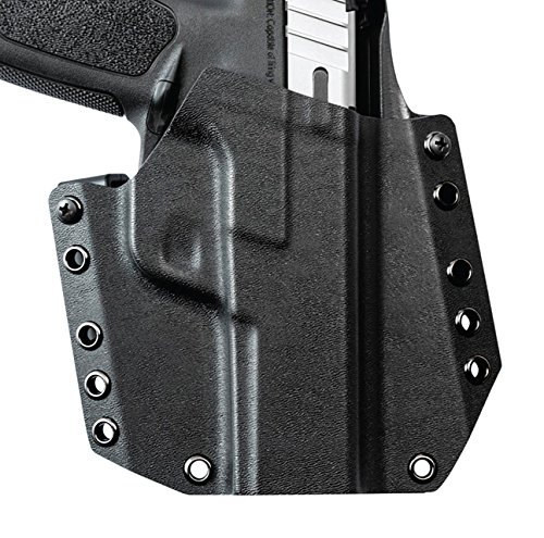 Mission First Tactical MFT SW Smith Wesson Bodyguard With Laser Gun Holster OWB Outside Waist Band Kydex Boltaron - Adjustable Cant US Made (Smith And Wesson Bodyguard 380 For Sale)