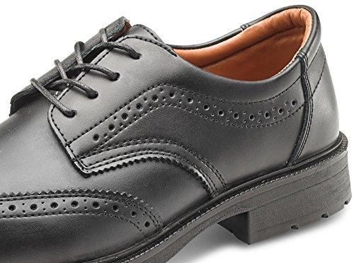 Chaussures À Lacets S1 Noir 12