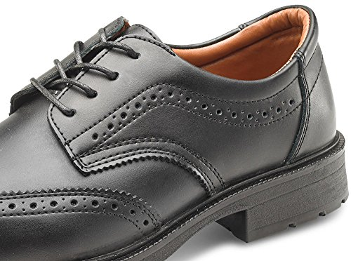 Brogue Shoe S1negro 08