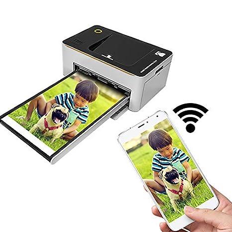 TANCEQI WiFi Color Impresora de Foto, Impresora Fotográfica(10 ...