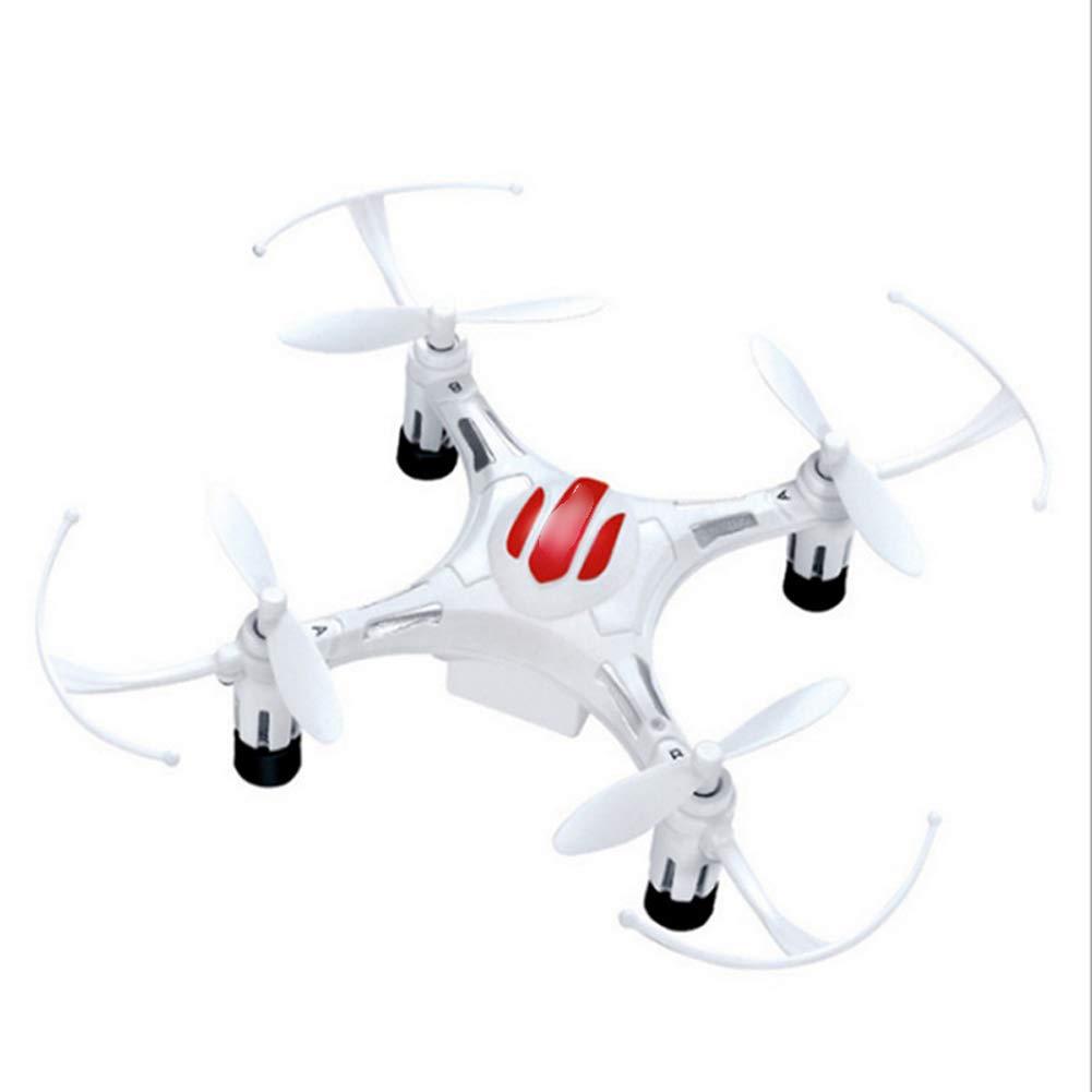 WY&WY Drohne Kamera Quadcopter Live Ferngesteuert AnfäNger 120°Weißwinkel WiFi App-Steuerung Tragbarer Spielzeug Weiß