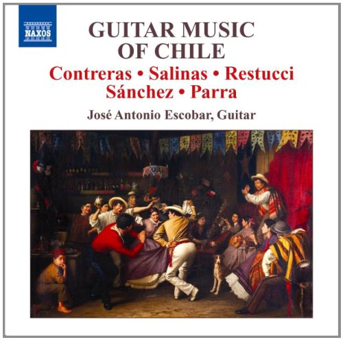 Guitar Music of Chile