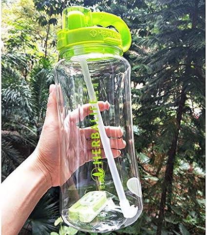 Bruce Dillon 1000 ml / 2000 ml Botella de proteína de ...