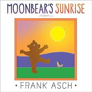 book cover of Moonbear\'s Sunrise