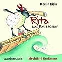 Rita das Raubschaf Hörbuch von Martin Klein Gesprochen von: Mechthild Großmann