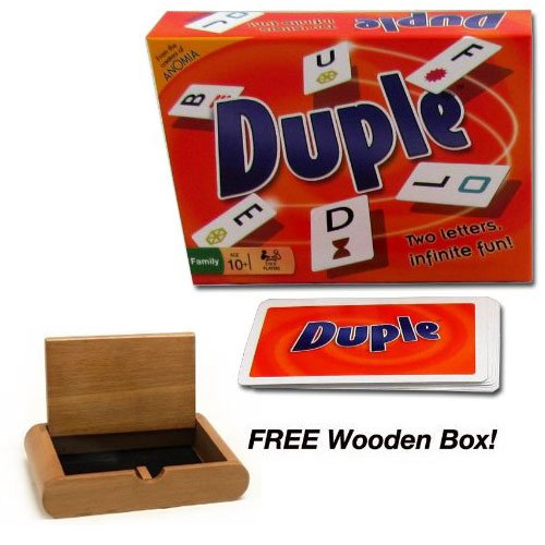 Duple with Free Wooden Card Box