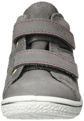 Ricosta 25201-451 - Zapatos primeros pasos para niña gris