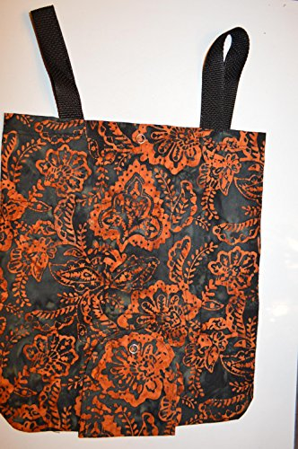 Catheter Night Bag Cover Sleeve- (odour control pocket) (...