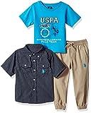 U.S. Polo Assn.. Toddler Boys' Short Sleeve