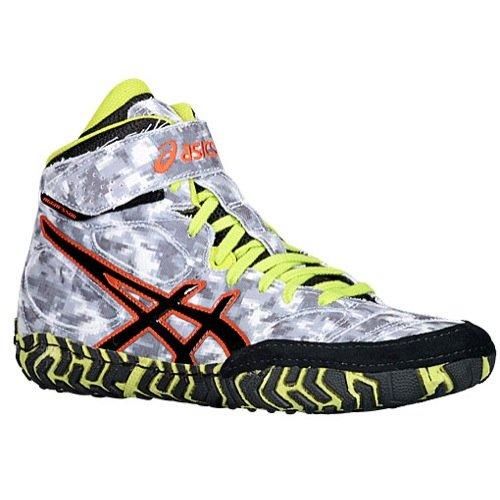 ASICS Aggressor 2 LE Mens Wrestling Shoe 10 Digital Camouflage by ASICS