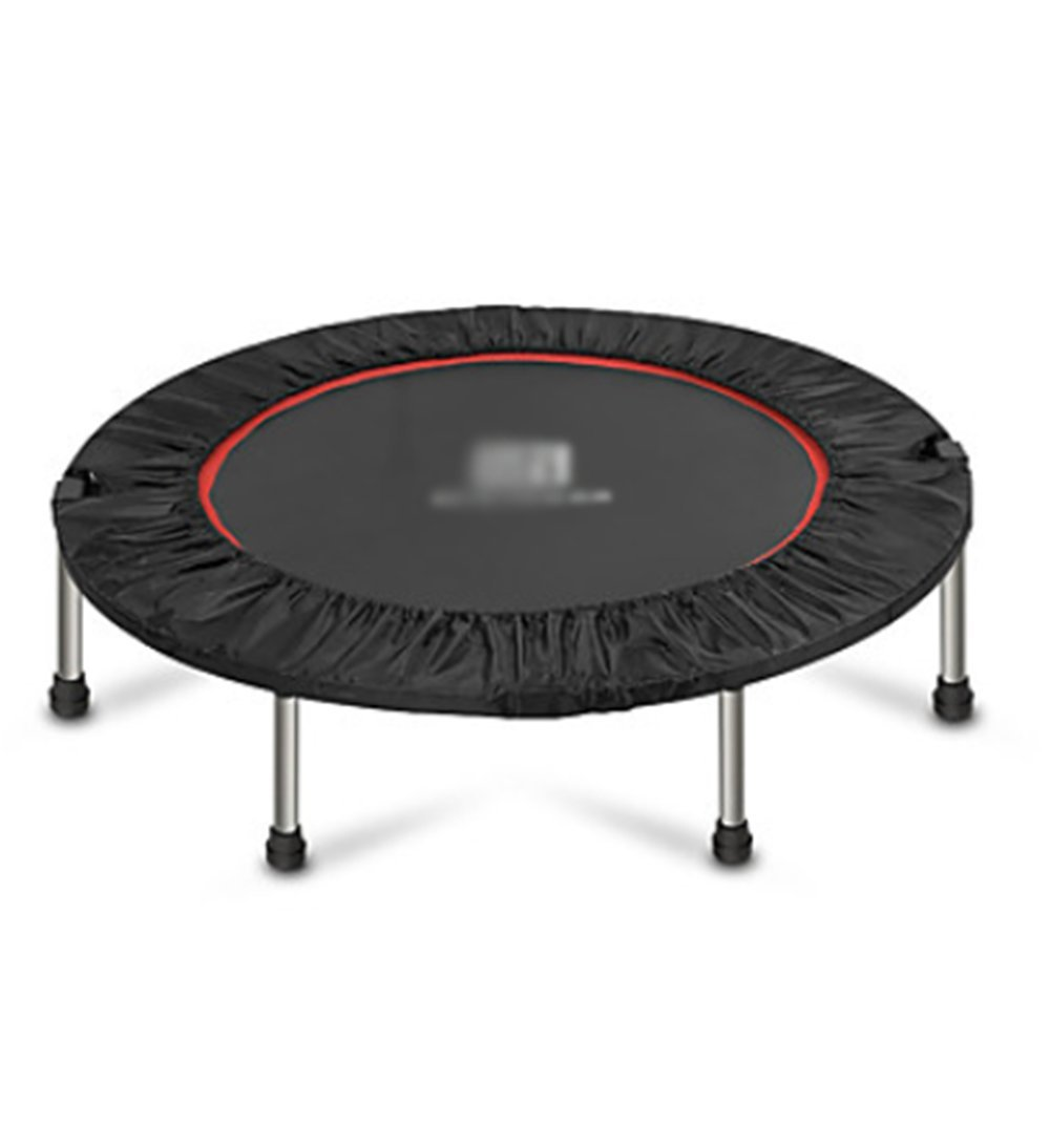 Folding Trampolin mit 101 cm Durchmesser Oxford Tuch/PP Stretchy, Sicherheit, Heavy Duty Muskelaufbau, Training, Volle Körperkraft Für Training und Fitness/Gym / Workout Unisex Indoor/Outdoor