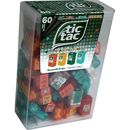 tic-tac-spender-box-with-60-mini-boxes-each-39-grams-liliput-flavours-orange-mint-peach-peppermint