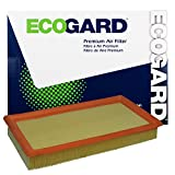 ECOGARD XA5699 Premium Engine Air Filter Fits Ford Edge, Explorer, Taurus, Flex / Lincoln MKX / Mazda CX-9 / Lincoln MKZ, MKS / Ford Police Interceptor Utility, Taurus X / Lincoln MKT / Ford Fusion