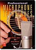 img - for Professional Microphone Techniques (Mix Pro Audio) book / textbook / text book
