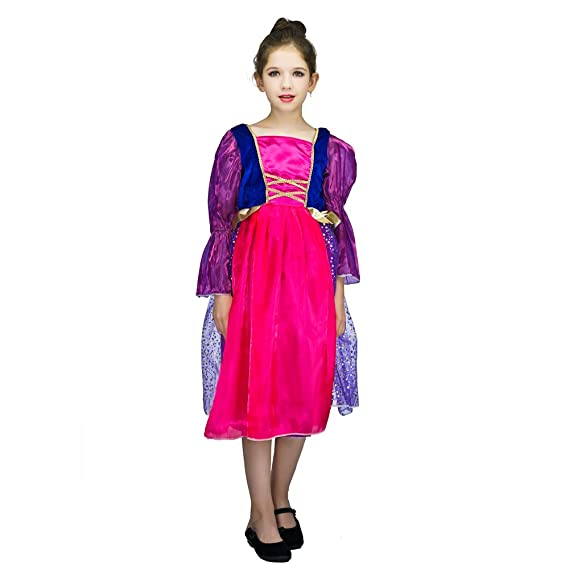 Child's Deluxe Princess Costume (7-9 Years, As Shown)