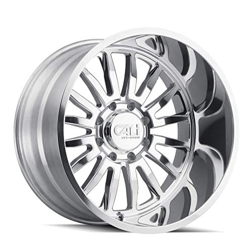CALI OFF-ROAD SUMMIT (9110) POLISHED: 22x12 Wheel Size; 6-135 Lug Pattern, 87.1mm Bore, 51mm ()