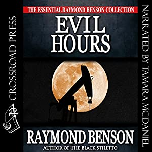Evil Hours Audiobook