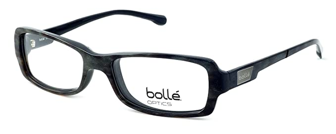 Amazon.com: Bolle Optical Bastia in Dark Demi Tortoise Eyeglass ...