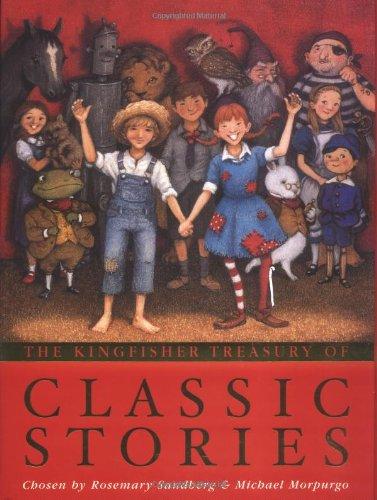 The Kingfisher Treasury of Classic Stories (Kingfisher Treasury of Stories) ebook