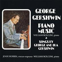George Gershwin: Piano Music & Songs