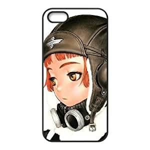 HD exquisite image for iPhone 5 5s Cell Phone Case Black fam fan fan last exile MIO9249129