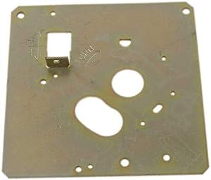 3206303 Refrigerator Ice Maker Cover Bracket Genuine Original Equipment Manufacturer (OEM) Part