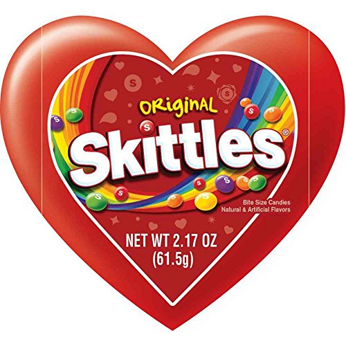 Skittles Brightside Share Size Bite Size Candy, 4 Ounce -- 144 per case.