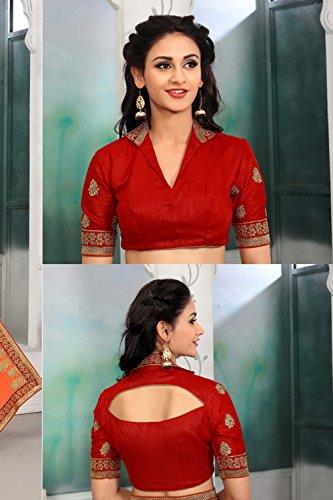 Partywear Sarees Ethnic Padding Women Facioun Fanta Da Sari Traditional Indian Designer 1FwI7n6Rqx