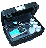 LaMotte 5-0035-01 pH 5 Digital Meter with Case, 0.00-14.00pH Range, 0.01pH Resolution