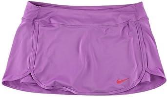 NIKE Rock Straight Court - Falda de tenis para mujer: Amazon.es ...