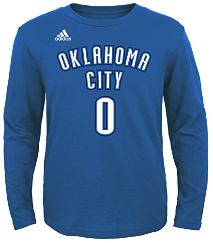 quality design ca24f 4f14f Adidas NBA Youth Russell Westbrook Oklahoma City Thunder ...