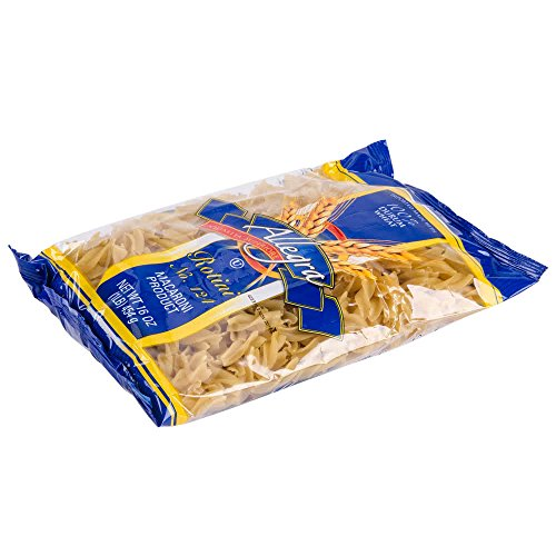 Rotini Pasta - (20) 1 lb. Bags / Case - 20/Case By TableTop King