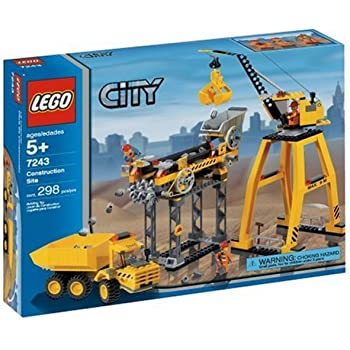 Amazon Lego Road Construction Set 6187 Toys Games