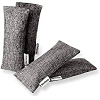 12 Pack Marsheepy Natural Air Purifying Bamboo Charcoal Bags and Odor Remover, Shoe Deodorizer and Odor Eliminator