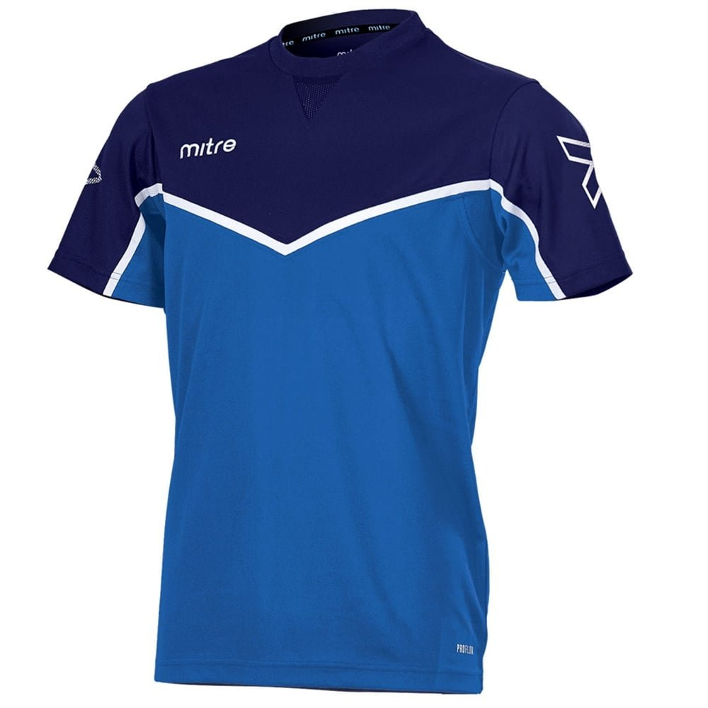 Mitre Kinder Primero Fußball Training T-Shirt T70023