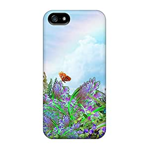 Hot Snap-on My Feeling In Spring Hard Cover Case/ Protective Case For Iphone 5/5s