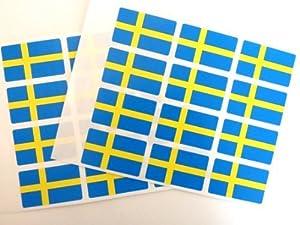 Minilabel pack of 24 50x30mm sweden self for Amazon sweden office