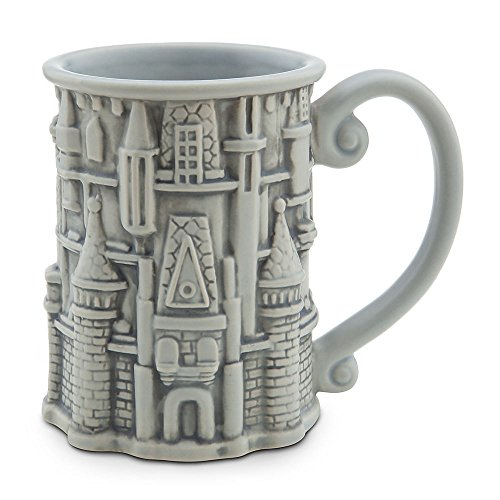 Disney - Sculptured Cinderella Castle Mug - Walt Disney World - ()