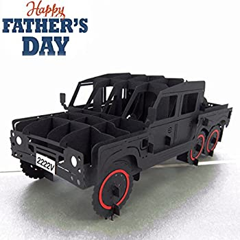 Amazon 3d Pop Up Fathers Day Or Birthday Card Mr Fix It