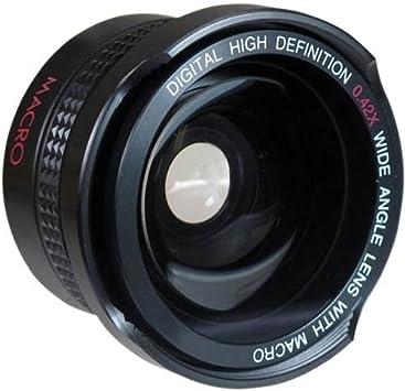Super Wide HD Fisheye Lens for Sony DCR-SX33E DCR-SX34E