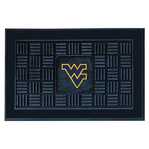 Fanmats West Virginia University Medallion Door (Virginia Soccer Ball Rug)