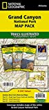 Grand Canyon National Park [Map Pack Bundle] (National Geographic Trails Illustrated Map)